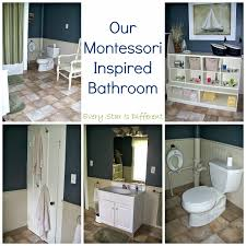 inspired bathroom our montessori inspired bathroom every is different