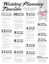 things to plan for a wedding best 25 wedding timeline planner ideas on wedding