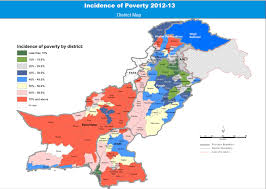 Map Of Pakistan And India by Multidimensional Poverty In Pakistan Undp In Pakistan