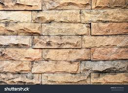 modern stone brick wall background stone stock photo 353589698