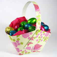 basket easter easter basket to make