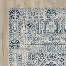 Gray And Blue Area Rug Festival Hand Knotted Wool Area Rug From Suryasocial Mixes Navy