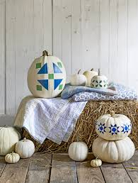 How To Paint A Barn Quilt 57 Easy Painted Pumpkins Ideas No Carve Halloween Pumpkin