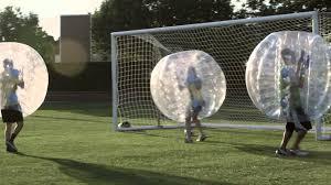 zorb soccer at byu