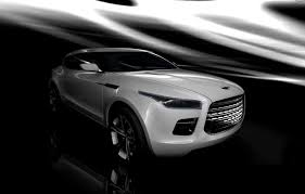 aston martin suv aston martin lagonda crossover confirms for production update