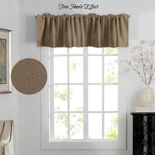 hall charming window valances for modern living room design ideas
