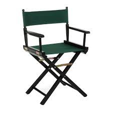 home decorators collection black wood folding director u0027s chair