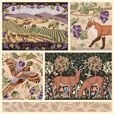 Sunflower Rugs Mountain Meadows U0026 Wine Country Rugs Claire Murray