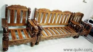 Wood Sofa Wooden Sofa Designs India Buy Living Room Wooden Sofa - Teak wood sofa set designs