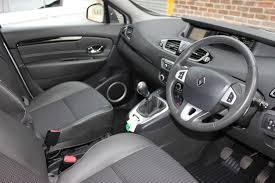Renault Scenic 2005 Interior Renault Scenic Grand 1 5 Dci Dynamique Tom Tom 7 Seater Mpv For