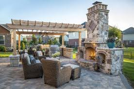 Unilock Patio Designs by 5 Stunning Patio Designs For A Hardscape Sure To Impress Unilock