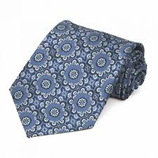 what is floral pattern in french french blue floral pattern necktie