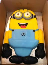minions cake creative despicable me minion birthday cake ideas crafty morning