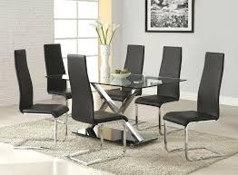 chrome dining room table legs stunning purple dining room sets