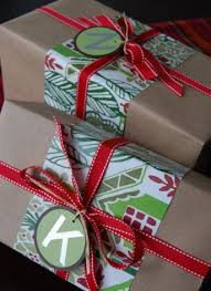 christmas gift wrap sale christmas gift wrapping such a great idea for how to use up the