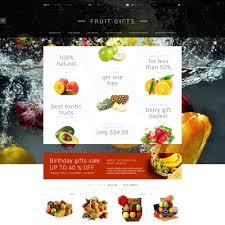 fruit gifts fruit gift baskets prestashop theme 48661