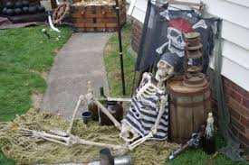 Homemade Halloween Decorations For Outside Pirate Halloween Decorations Decorations For Halloween Party
