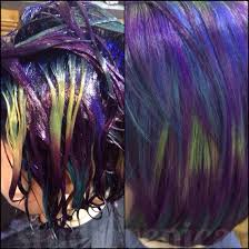 hair color how to neon rainbow by mary thomaston beauty