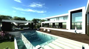 Luxury Homes Designs by Luxury House Pool With Design Image 5024 Murejib