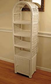 White Wicker Bathroom Drawers 81 Best The Love Of White Wicker Images On Pinterest White