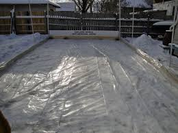 Backyard Ice Skating by Building A Backyard Ice Rink Part 2 Quarto Homes