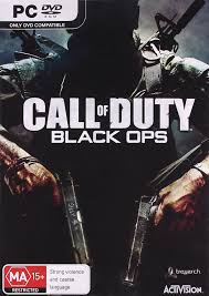 amazon black friday video game sales amazon com call of duty black ops pc video games