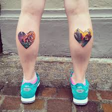 110 best calf tattoos ideas for april 2018