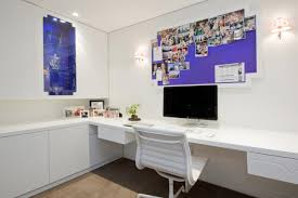 modern white home decor best home office decorating ideas design trends premium psd