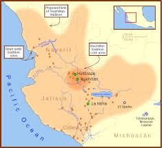 Rit Map File Teuchitlan Tradition Map Svg Wikimedia Commons