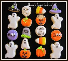Sugar Cookie Halloween by Nanny U0027s Sugar Cookies Llc October 2014