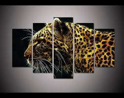 online get cheap cheetah canvas art aliexpress com alibaba group