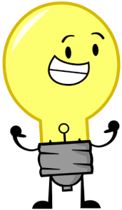 image bright lightbulb png inanimate insanity wiki fandom