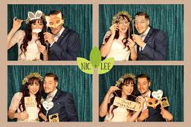 themed photo booth woodland styled photo booth at house hayfield