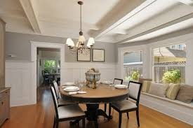Pictures Of Wainscoting In Dining Rooms Charming Wainscoting Dining Room Savage Architecture Peak Of