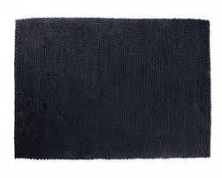 loop rugs black wool indian carpets with loop pattern fair trade