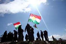Kurdish Flag The Kurds Could Be The Key To The Middle East New York Post