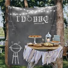 Wedding Backdrop Banner Backyard Wedding Custom Tapestry Party Backdrop Dessert Table