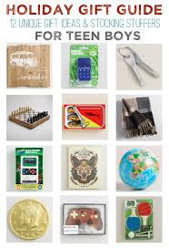 12 unique gift ideas for and boys made in a day