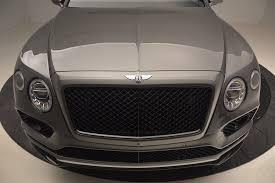 bentley bentayga exterior 2018 bentley bentayga black edition stock b1290 for sale near