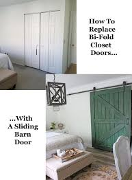How To Build A Barn Door Frame How To Build A Sliding Barn Door For Less