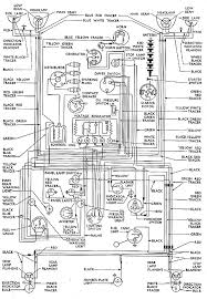 141 wiring diagram thames 300e van after febuary 1955 small