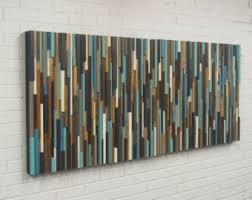 modern wood wall wood wall etsy