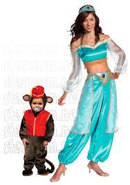 Halloween Monkey Costume Photo Farrah Abraham Sophia Princess Jasmine Aladdin U0027s