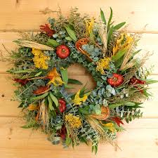 fall wreaths fresh and fragrant wreath creekside farms