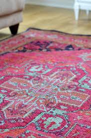 rugs nursery rugs awesome blush pink rug tuscandotted diamond
