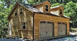how wide is a two car garage dormer roof garages garage dormer horizon structures