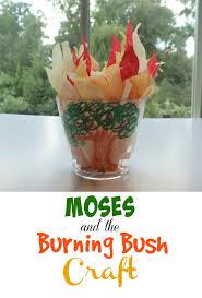 easy breezy sunday moses and the burning bush