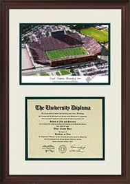 of michigan diploma frame institute of technology scholar diploma frame