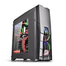 Computer Cabinet Online India Buy Thermaltake Mid Tower Cabinet Atx Versa N25 Black Online