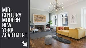 laminate flooring nyc mid century modern new york apartment u2013 passion for home